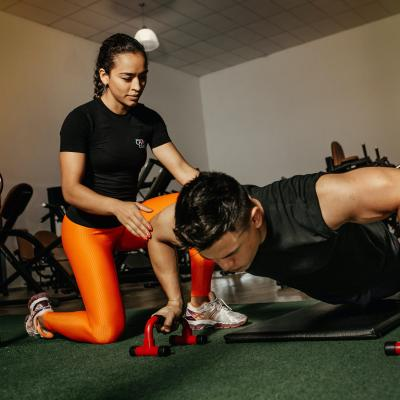 Contact forms for Personal Trainers